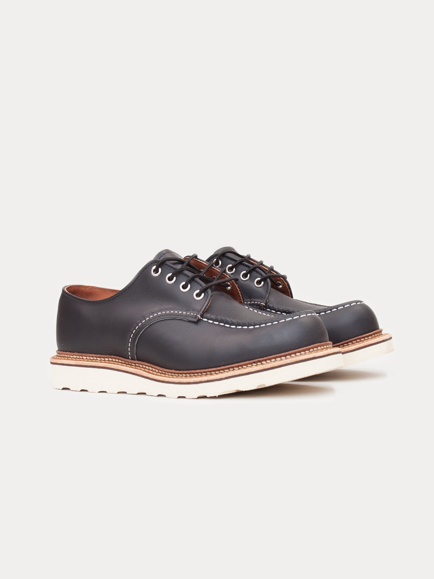 Redwing Work Oxford (Black)