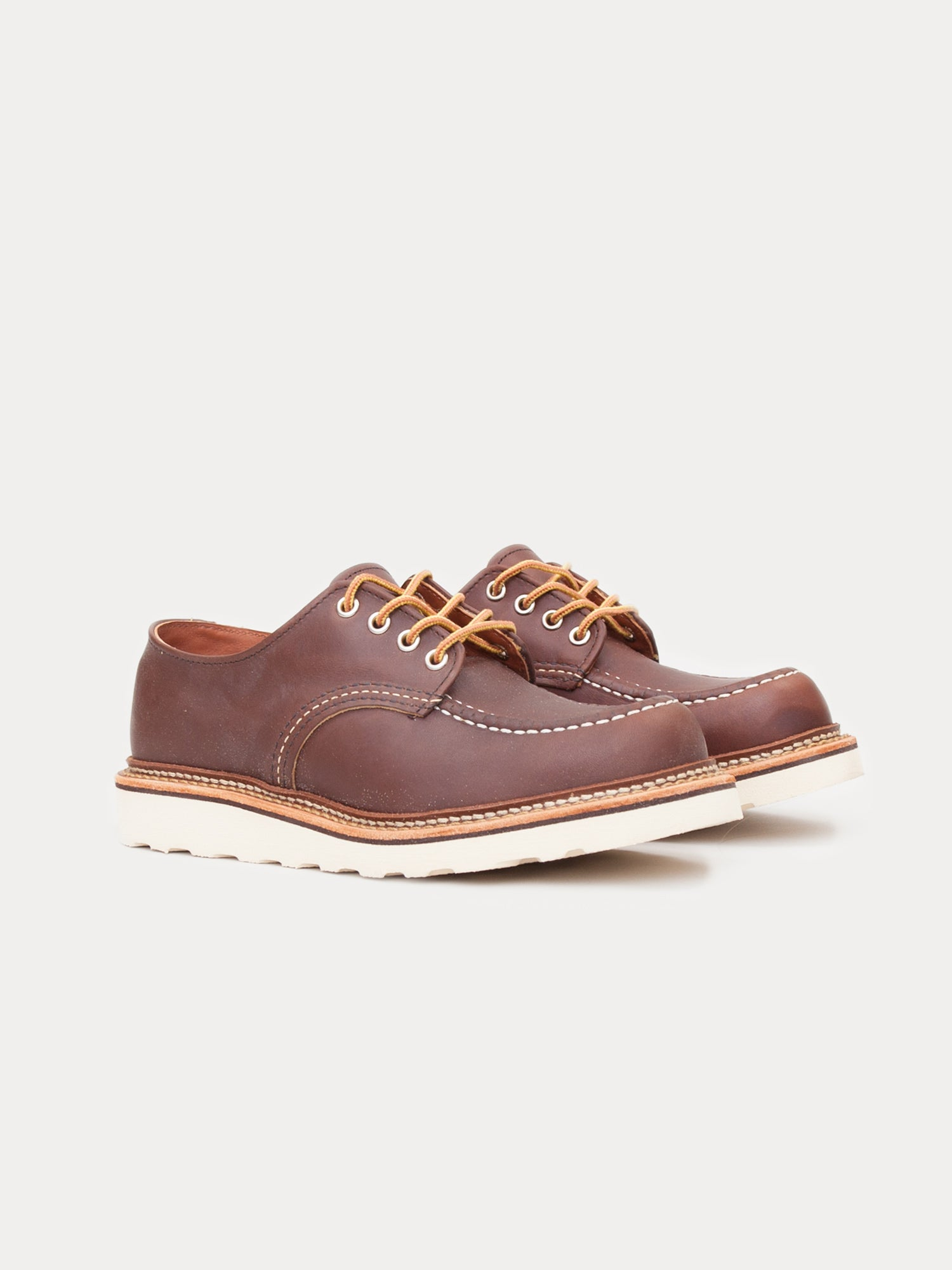 Redwing Work Oxford (Mahogany)
