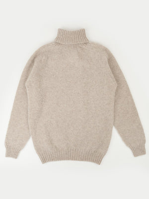 SIXES Delaney Roll Neck (Grey)