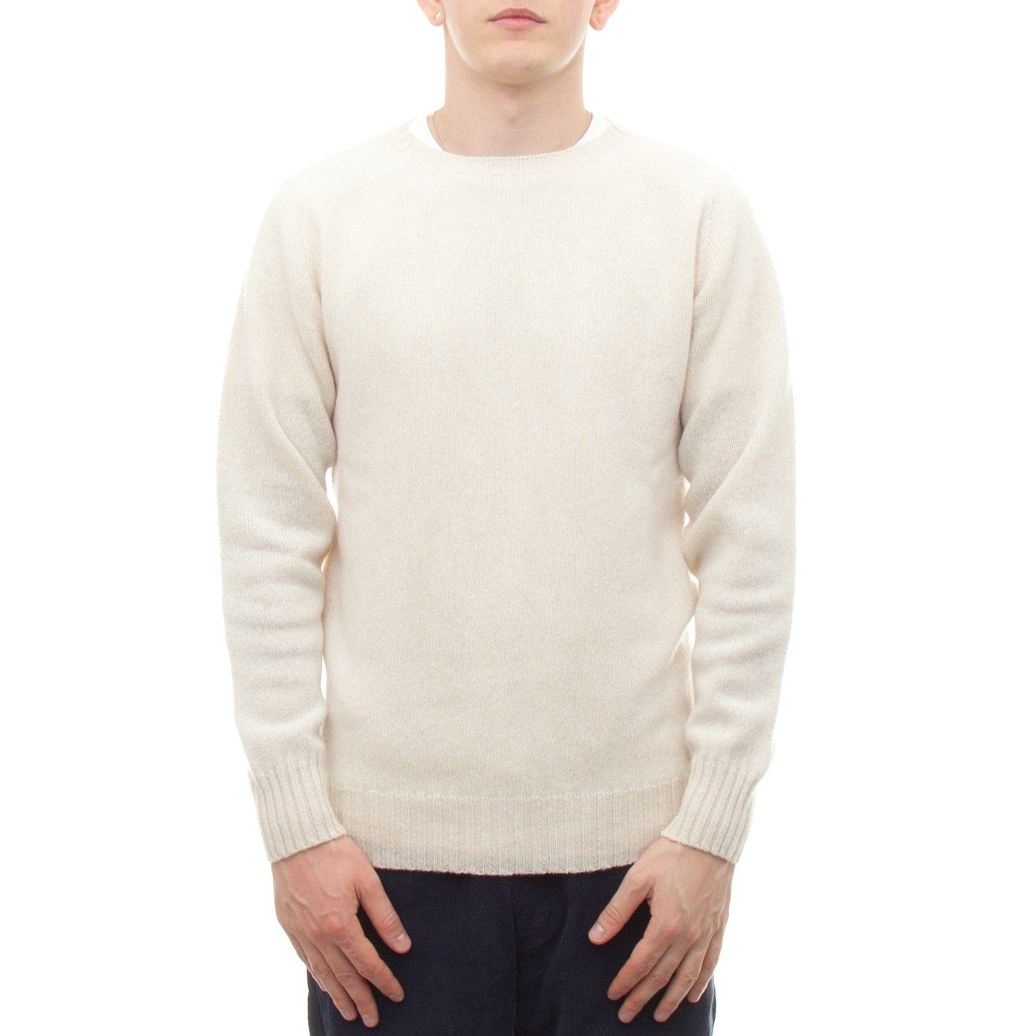 SIXES Geelong Knit (Almond) 1