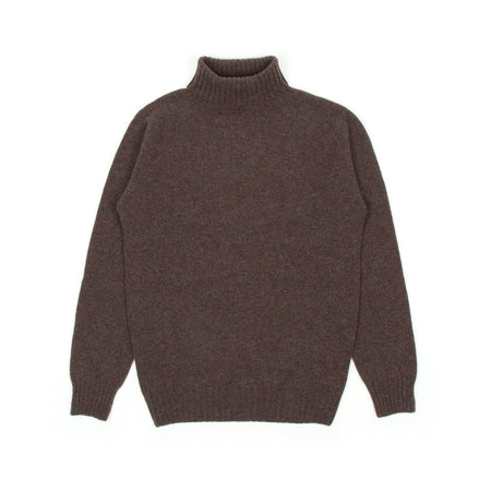 SIXES Geelong Roll Neck Knit (Porcupine)