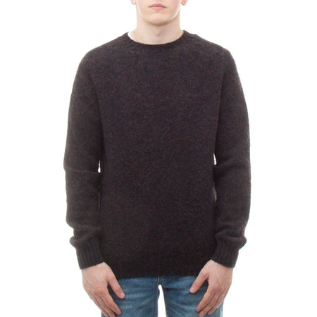 SIXES Shaggy Knit (Midnight)1