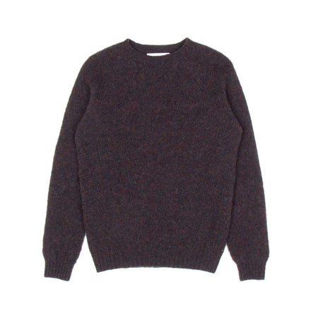 SIXES Shaggy Knit (Midnight)2