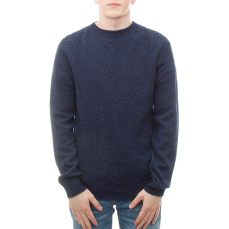 SIXES Wool Donegal Knit (Cosmos)1