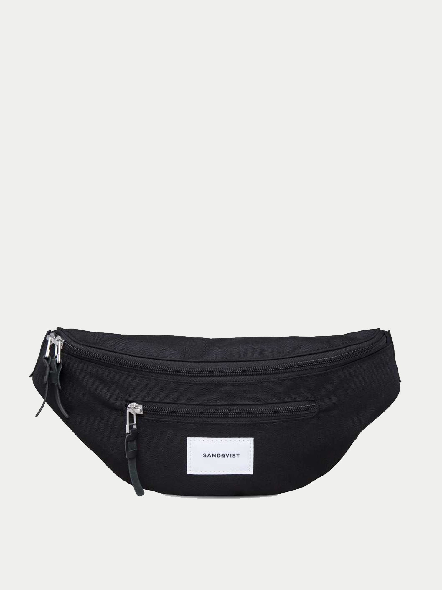 Sandqvist Aste Bum Bag (Black)