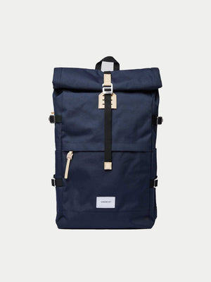 Sandqvist Bernt Backpack (Navy & Natural) 1
