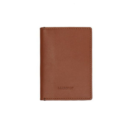 Sandqvist Dow Wallet (Cognac Brown)