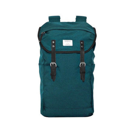 Sandqvist Hans Backpack (Petrol Blue)