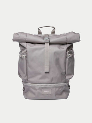 Sandqvist Verner Rolltop Backpack (Light Grey) 1