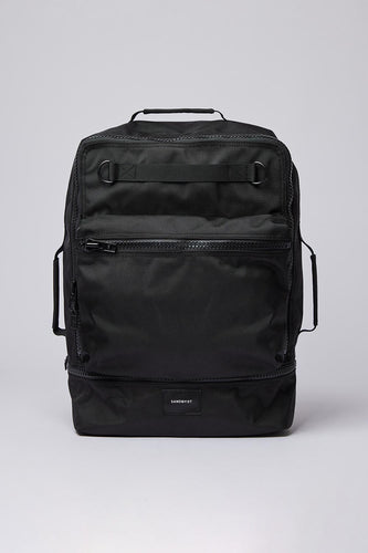 Sandqvist Algot Backpack (Black)