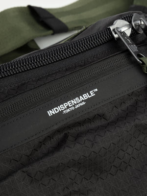 Indispensable Bags Attach Gridstop Beltbag (Black) 2