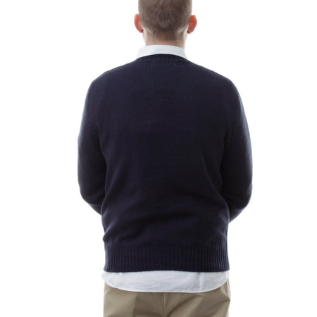 Sixes Thornton Knit (Dark Navy)