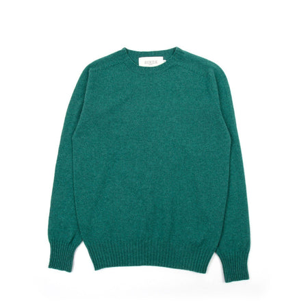 Sixes Thornton Knit (Sea Green)