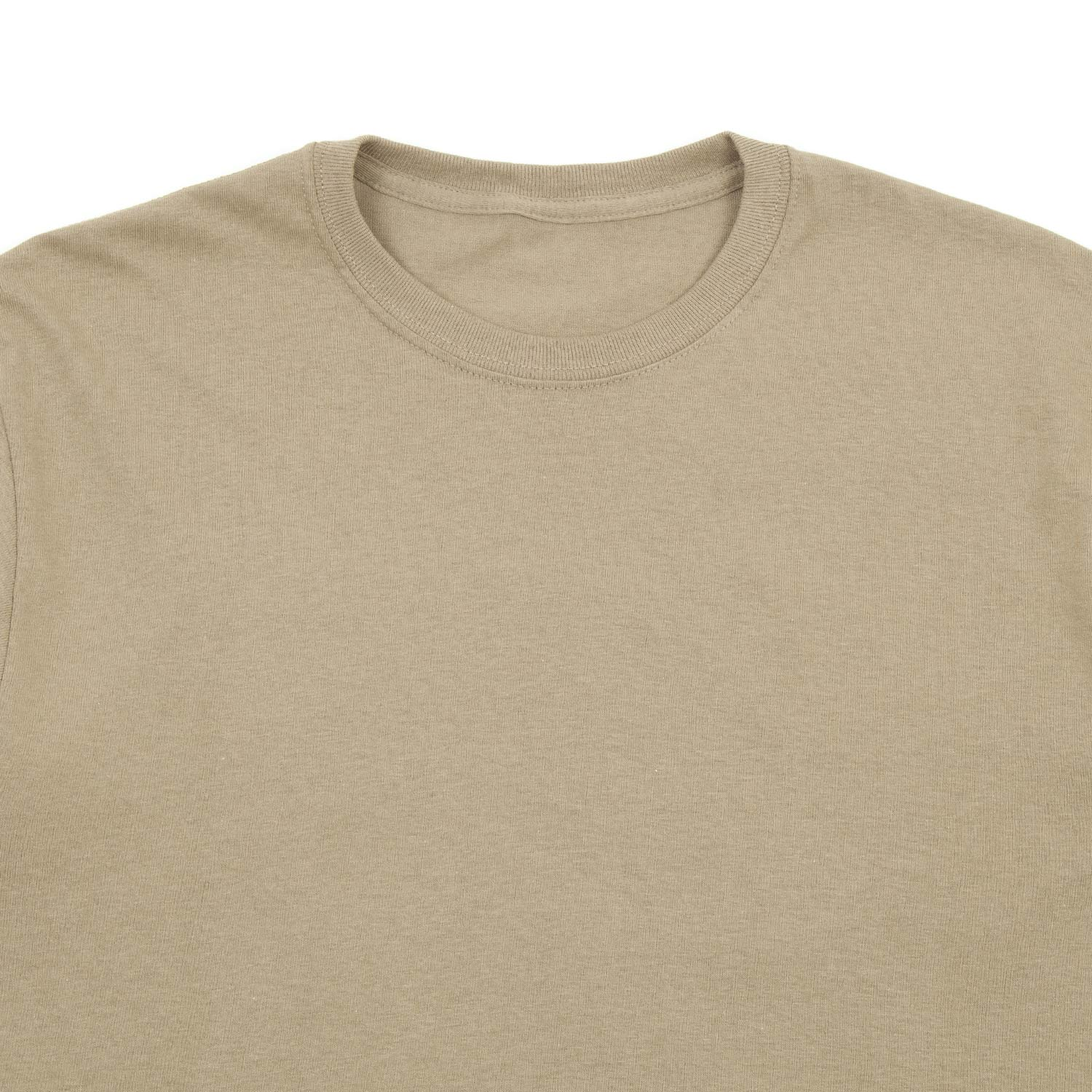 Sixes Perfect T Shirt Moss Green Number Six