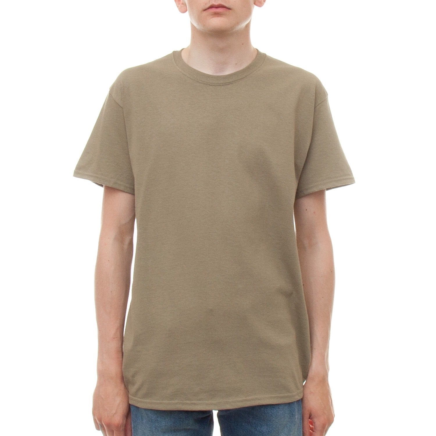 Sixes Perfect T-Shirt (Moss Green)-4