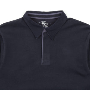 Sixes Rugby Shirt (Navy)-2
