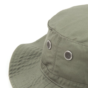 Sixes Sun Hat (Olive)-2