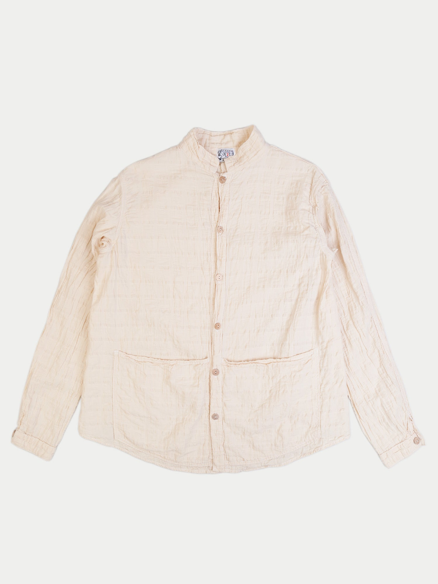 Tender Buggy Back Shirt (Rinse Wash)