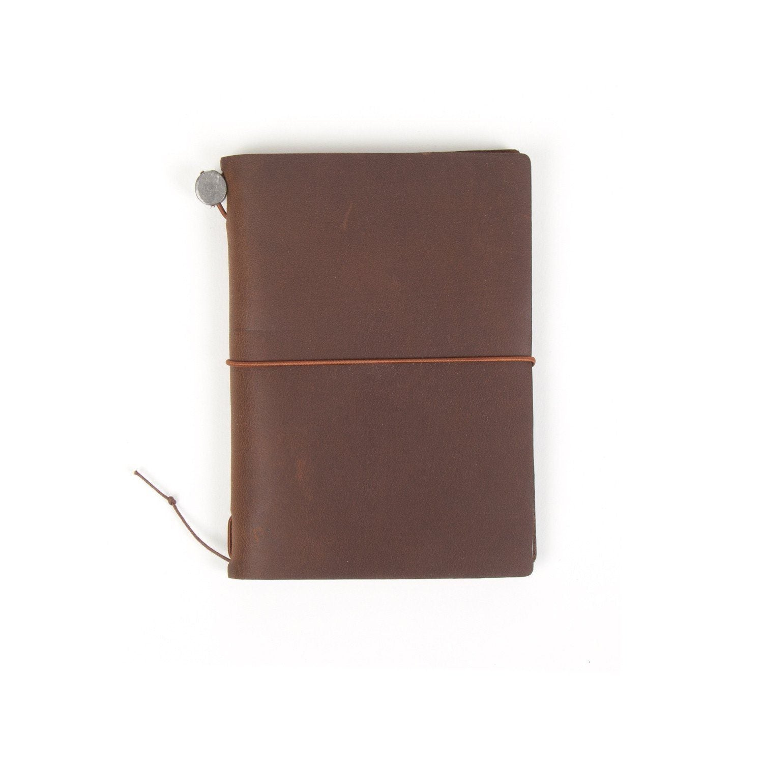 Traveler's Passport Notebook (Brown)