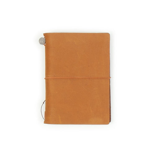 Traveler's Passport Notebook (Camel)-1