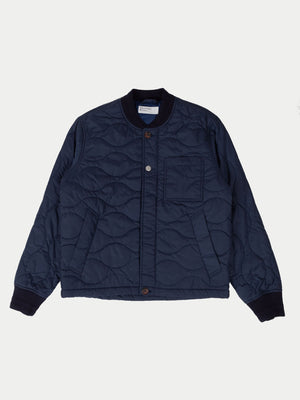 Universal Works Carlton Jacket (Blue) 1