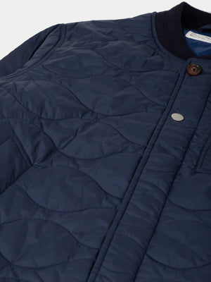 Universal Works Carlton Jacket (Blue) 2