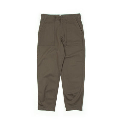 Universal Works Fatigue Pants (Olive)-1