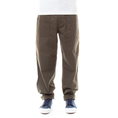Universal Works Fatigue Pants (Olive)-4
