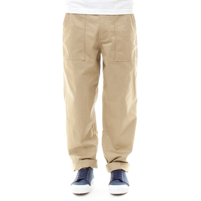 Universal Works Fatigue Pants (Sand)-4