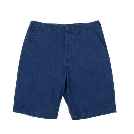 Universal Works Loose Shorts (Pineapple)