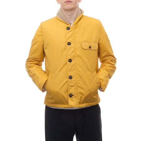 Universal Works N1 Jacket (Gold Flight Nylon)1