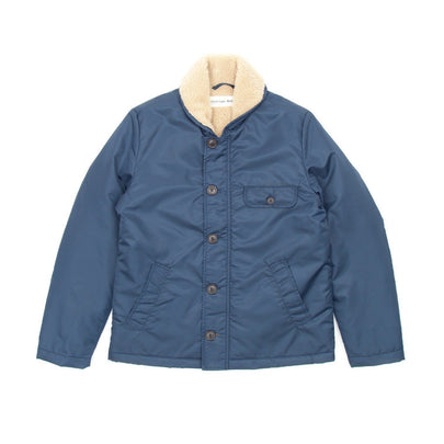 Universal Works N1 Jacket (Navy Flight Nylon)2