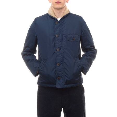 Universal Works N1 Jacket (Navy Flight Nylon)1