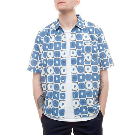 Universal Works Road Shirt (Blue)
