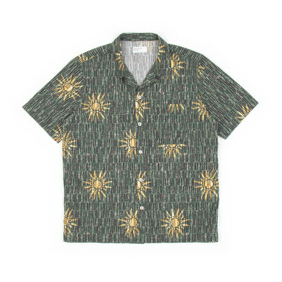 Universal Works Road Shirt (St Ives)-1