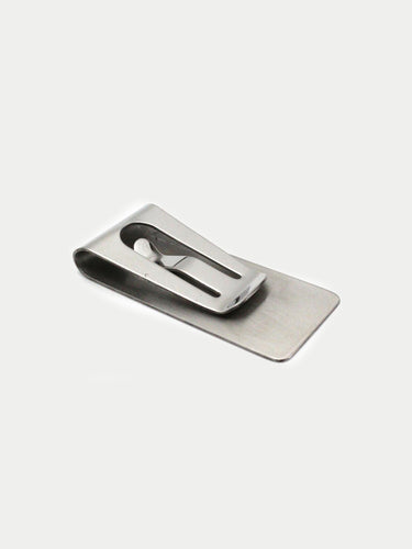 Sixes Stainless Steel Money Clip 1