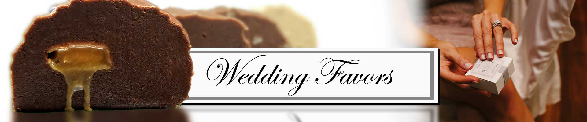Frankenmuth FUdge Kitchen - Wedding Favors
