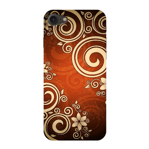 iPhone 7 Case iPhone 7s Case Floral Pattern by DPOWER CASE 15