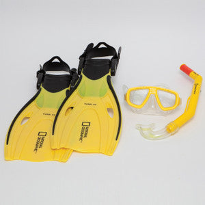 Natl Geographic Snorkeler Tuna 44 Kid Set