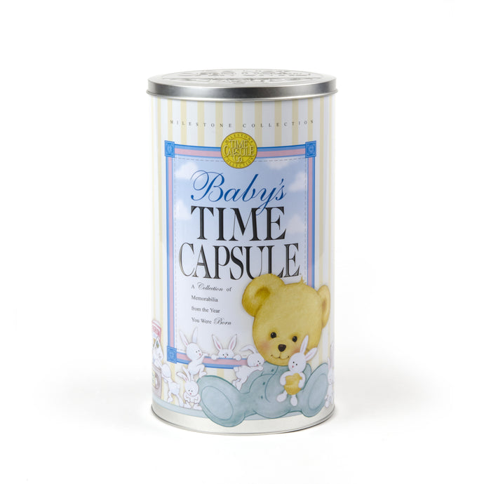 Baby Time Capsule By Original Time Capsule