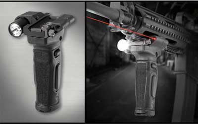 Crimson Trace Vertical Foregrip with red Laser & Light