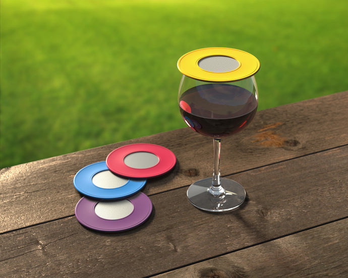 Drink Tops WINE Outdoor Wine Glass Cover