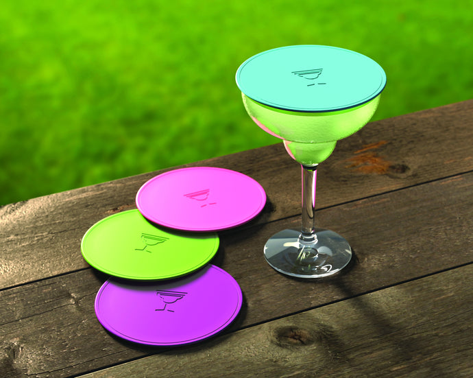 Drink Tops MARGARITA Outdoor Glass Cover