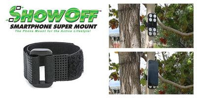 ShowOff Velcro Strap