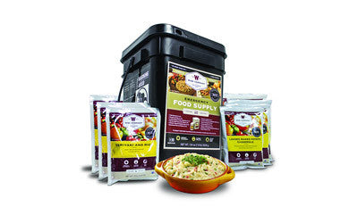 Wise Company Grab & Go Bucket 60 Servings