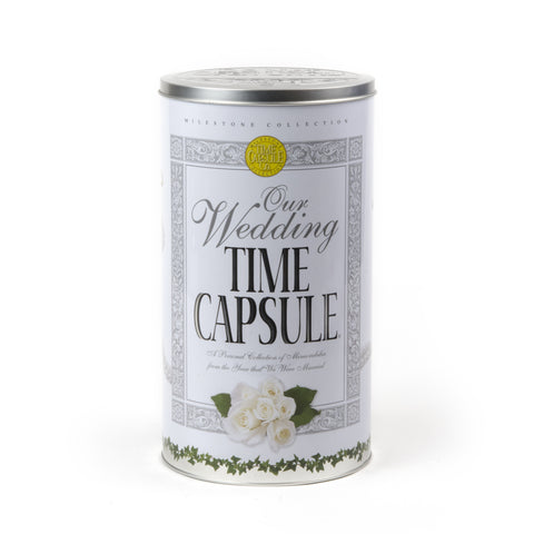 Wedding Time Capsule by Original Time Capsule