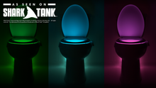 Illumibowl Toilet Nightlight - As seen on Shark Tank! FREE SHIPPING