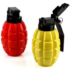 Combat Condiment Dispensers.