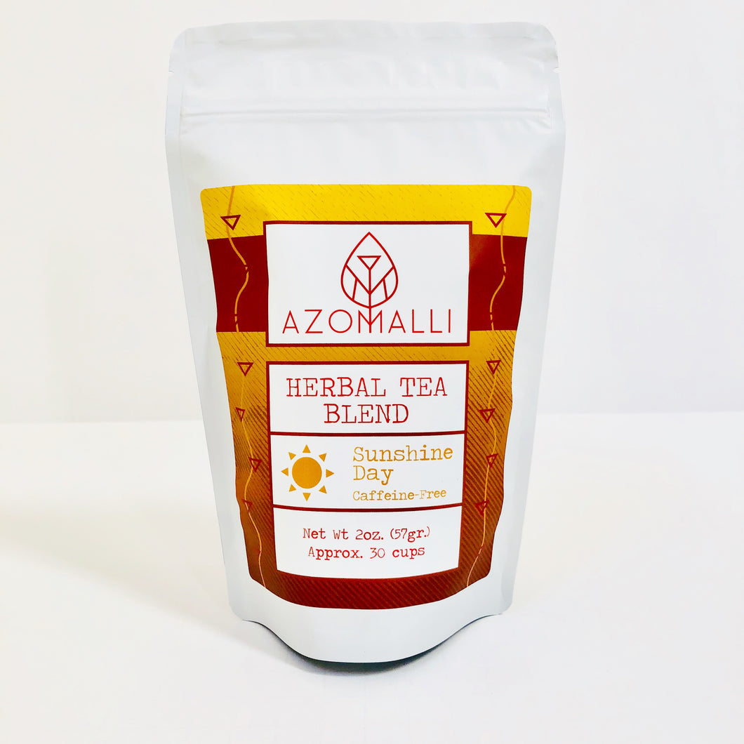 Herbal Tea Blend - Sunshine Day