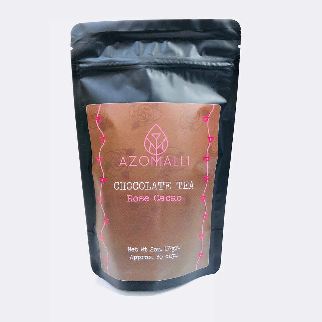 Chocolate Tea - Rose Cacao